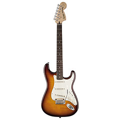 Squier Standard Strat FMT Amber Sunburst « Electric Guitar