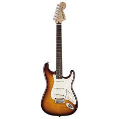 Squier Standard Strat FMT Amber Sunburst « E-Gitarre