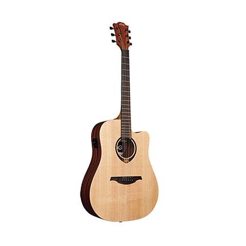 Guitarra acústica LAG LGT70DCE