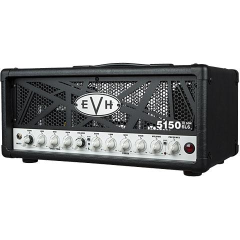 Cabezal guitarra EVH 5150 III 50W Black