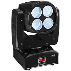 IMG Stageline XBEAM-410LED B-Stock « Cabezas móviles