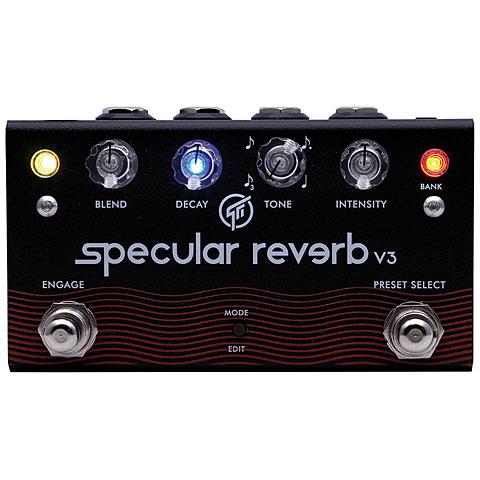 Effektgerät E-Gitarre GFI System Specular Reverb V3