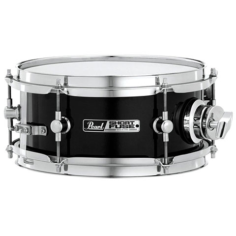 "Pearl Short Fuse 10"" x 4,5"" Effect Snare Drum Jet Black"