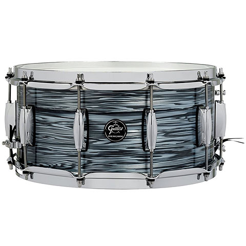 "Gretsch Drums Renown Maple 14"" x 6,5"" Silver Oyster Pearl"
