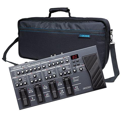 Boss ME-80 Bag Bundle
