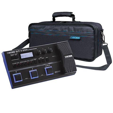 Boss GT-1 Bag Bundle