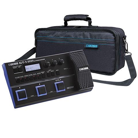 Multieffektgerät E-Gitarre Boss GT-1 Bag Bundle