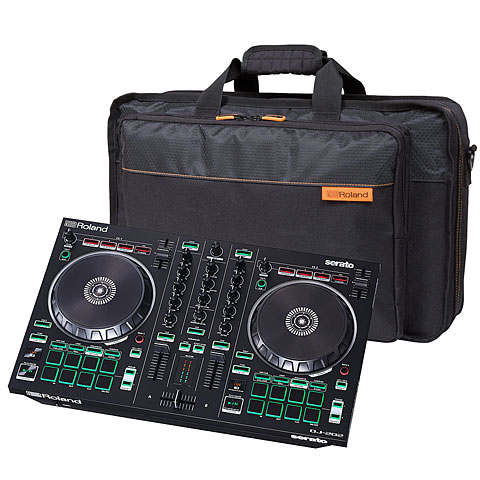 Controlador DJ Roland DJ-202 Bag Bundle