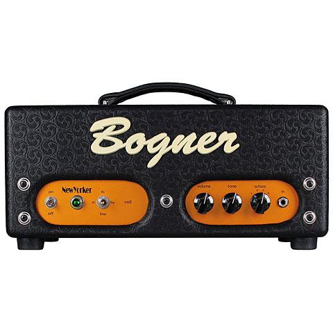 Topteil E-Gitarre Bogner New Yorker Head Mk2