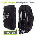 Gigbag Blasinstr. Fusion CR-4 TT-B Rain Cover Triple Trumpet