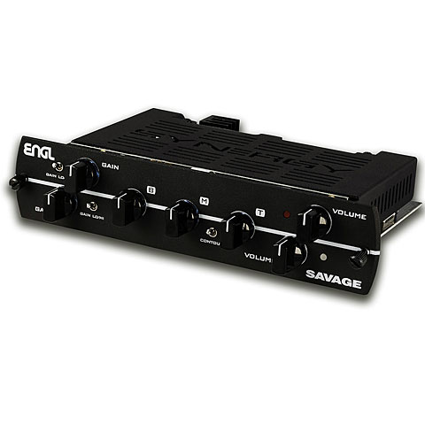 Guitar Preamp Synergy Engl Savage Modul
