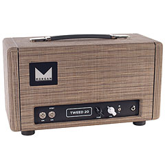 Morgan Tweed 20 Head Driftwood « Tête ampli guitare