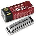 Richter-harmonica C.A. Seydel Söhne Blues 1847 Silver F