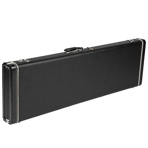 Estuche guitarra eléctr. Fender Standard Hardshell Cases - Jazz Bass® - Jaguar® Bass
