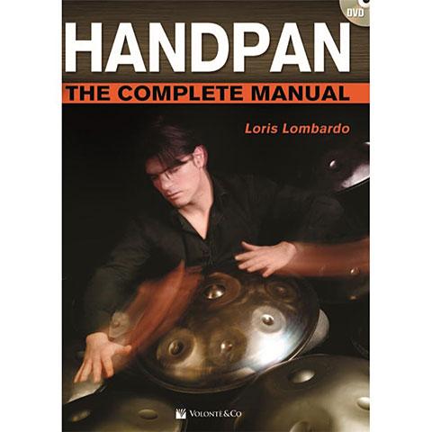 Libros didácticos Volontè & Co Handpan - The Complete Manual