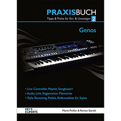 Keys-Experts Genos Praxisbuch2 « Technical Book