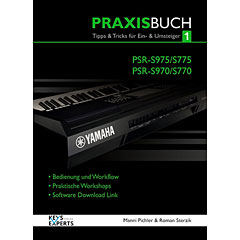 Keys-Experts Praxisbuch1 PSR-S975/775 - PSR-S970/770 « Livre technique