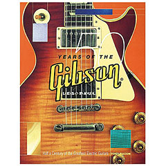Hal Leonard Tony Bacon: 50 Years Of The Gibson Les Paul « Monografia