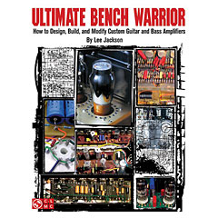 Hal Leonard Ultimate Bench Warrior « Livre technique