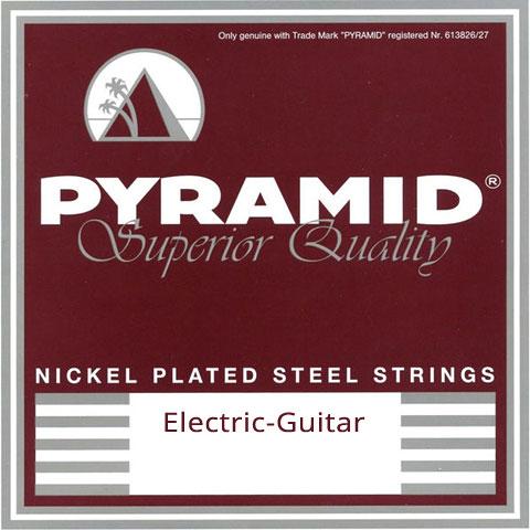 Corde guitare électrique Pyramid Pyramid Nashville Drop Tuning NPS