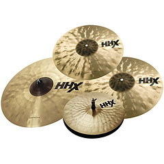 Sabian HHX X-treme Groove Pack Limited Edition « Becken-Set