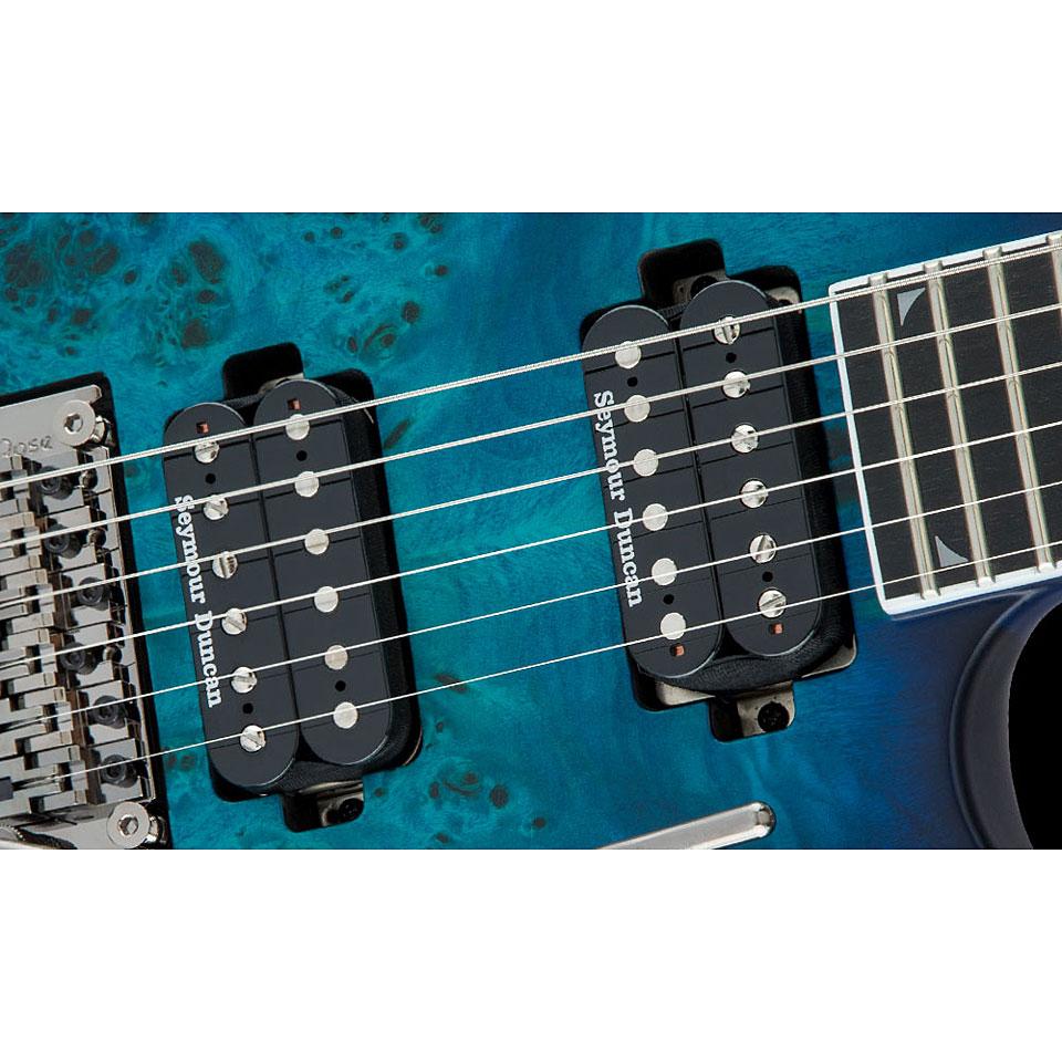 Jackson Soloist SL2P ASH « Electric Guitar