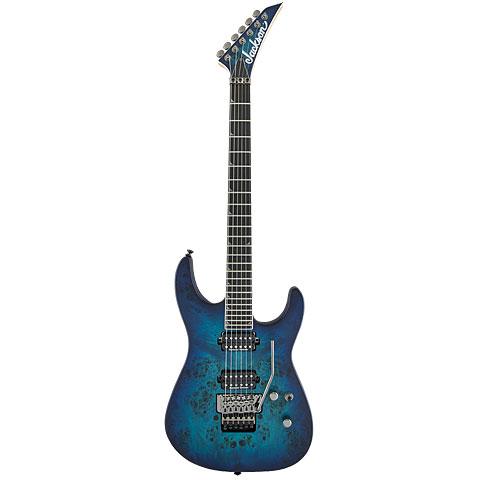 Jackson Soloist SL2P ASH « E-Gitarre