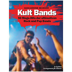 Bosworth Kult Bands - 50 Mega-Hits der ultimativen Rock und Pop Bands « Recueil de morceaux