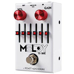 J. Rockett Audio Designs The Melody Drive « Effectpedaal Gitaar