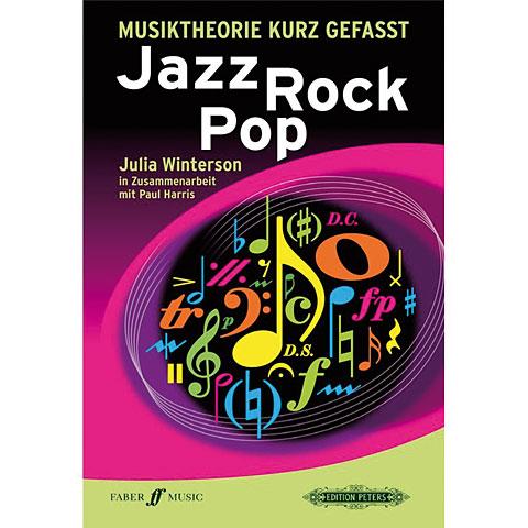 Teoria musical Faber Music Musiktheorie Kurz Gefasst Jazz Rock Pop