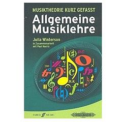 Faber Music Musiktheorie Kurz Gefasst Allgemeine Musiklehre « Solfège