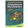 Faber Music Musiktheorie Kurz Gefasst Allgemeine Musiklehre « Teoria musical