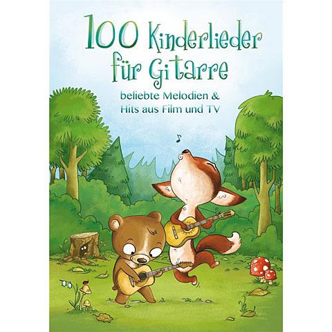 Libro de partituras Bosworth 100 Kinderlieder Für Gitarre