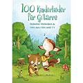 Notenbuch Bosworth 100 Kinderlieder Für Gitarre