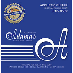 Adamas 1818NU « Western & Resonator Guitar Strings