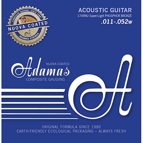 Corde guitare folk Adamas 1749NU