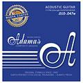 Струны для акустической гитары  Adamas 1717NU
