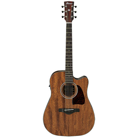 Guitare acoustique Ibanez AW54CE-OPN