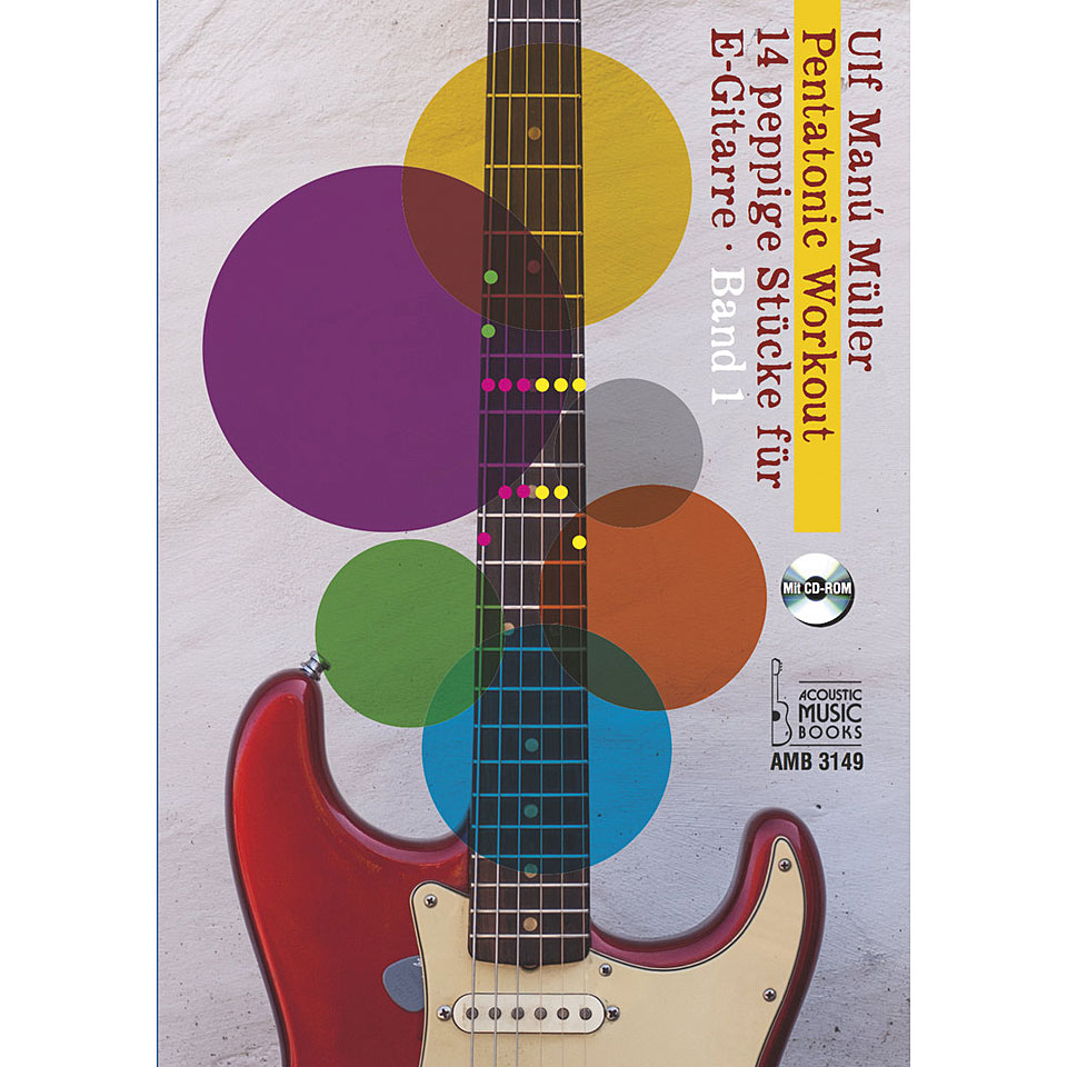 Workout Bands Music: Acoustic Music Books Pentatonic Workout Band 1 « Lehrbuch