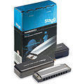 Richter-Mundharmonika Stagg Blues Harp B-Dur