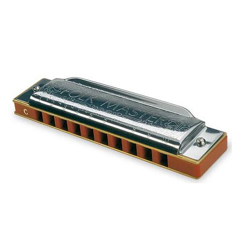 Richter-Mundharmonika Suzuki 1072 Folkmaster F#