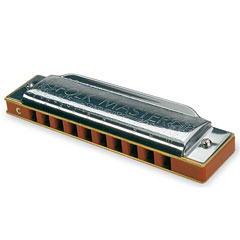 Suzuki 1072 Folkmaster Bb « Richter-Mundharmonika