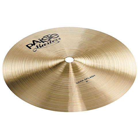 "Splash-Becken Paiste Masters 8"" Dark Splash"