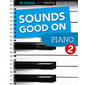 Libro di spartiti Bosworth Sounds Good On Piano 2