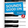 Libro di spartiti Bosworth Sounds Good On Piano 2