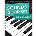 Нотная тетрадь  Bosworth Sounds Good On Keyboard