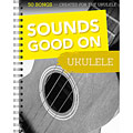 Libro de partituras Bosworth Sounds Good On Ukulele