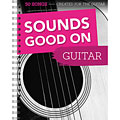 Libro di spartiti Bosworth Sounds Good On Guitar