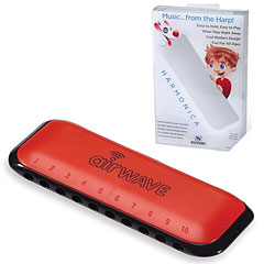 Suzuki Airwave Red « Harmonica Richter