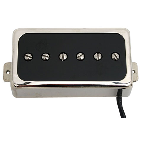 Pickup E-Gitarre Duesenberg Domino Nickel Neck
